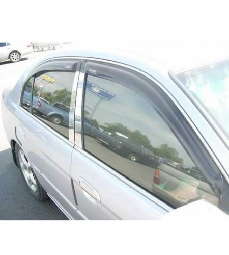 Déflecteurs de portes Honda Civic