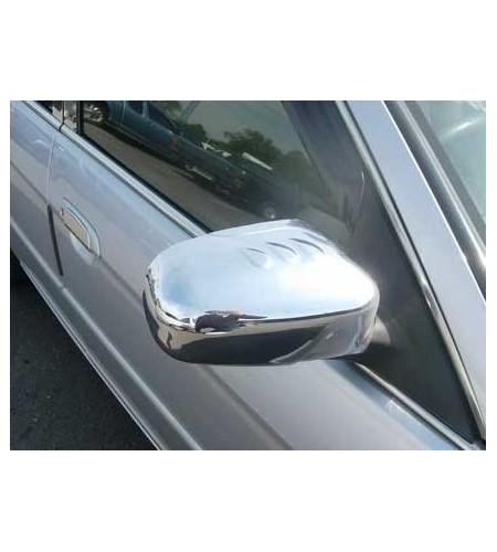 Coque de rétroviseur chrome Honda Civic