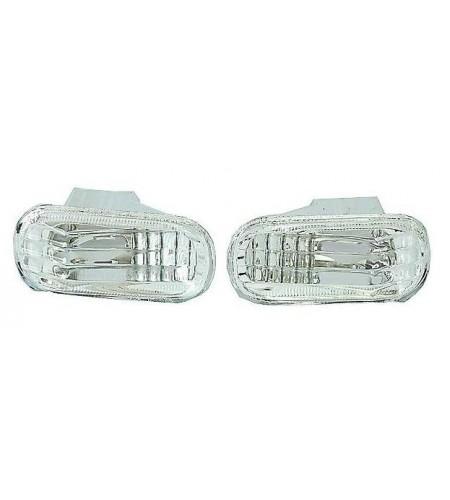 Clignotant latéraux LED blanc Honda Civic