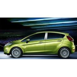 Protections montants de porte aluminium Ford Fiesta