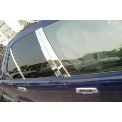 Protections montants de porte chrome BMW E36