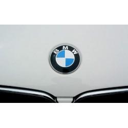 Logo macaron BMW