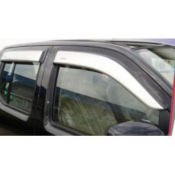 Déflecteurs d'air Nissan Navara D40