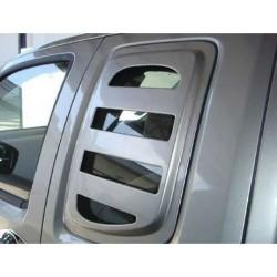 Jalousie de fenêtres arrières Nissan Navara D40