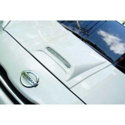 Prise d'air de capot avant couleur Nissan Micra