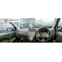 Tour de compteur couleur Nissan Micra