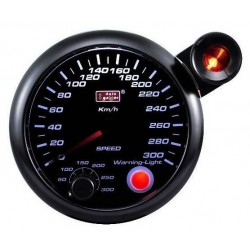 Compteur de vitesse à encastrer