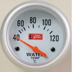 Jauge température d'eau encastrable