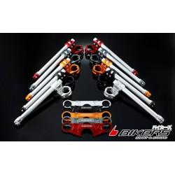 Guidon aluminium Honda CBR 250