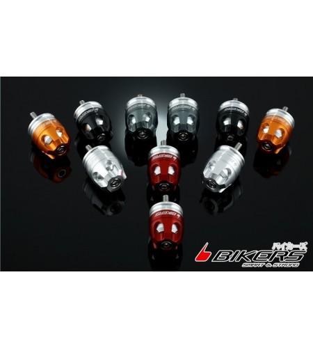 Embouts de guidon aluminium Honda CBR 250
