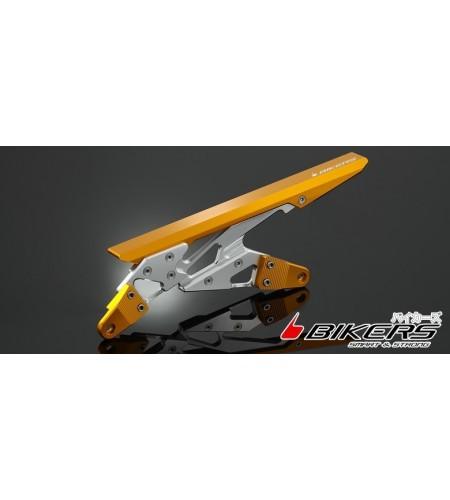 Protection de chaine aluminium Kawasaki Ninja 250