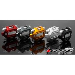Capot maitre cylindre avant aluminium Kawasaki 250 Ninja