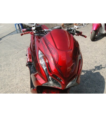 Mask Sharky 1 Honda PCX
