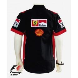 Chemise Ferrari Team F1